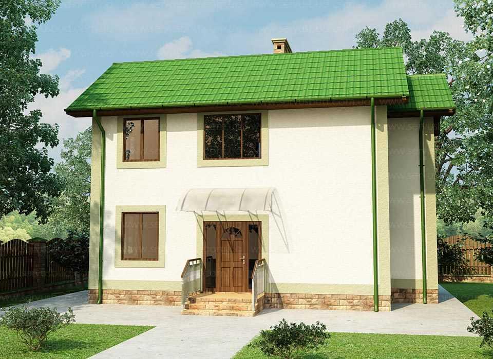 проект энергосберегающего дома Меркурий