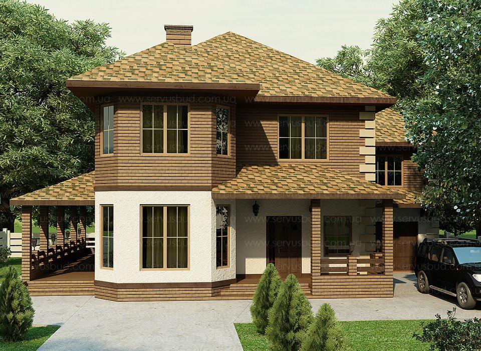 проект энергосберегающего дома Солонка