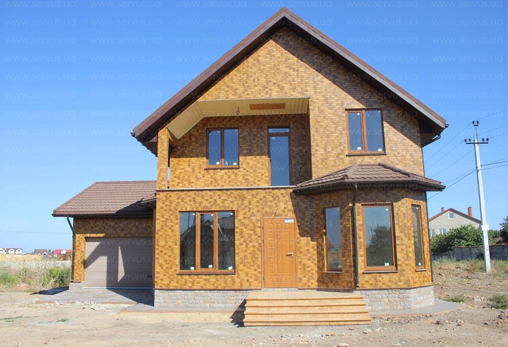 канадский дом Лесничий