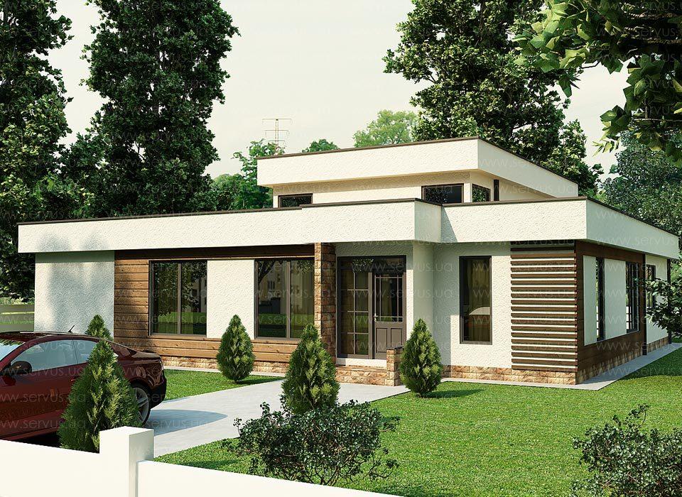 Пассивный дом проект Ретимно