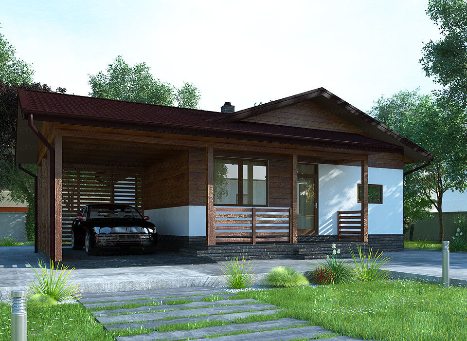 проект канадского дома Таллин
