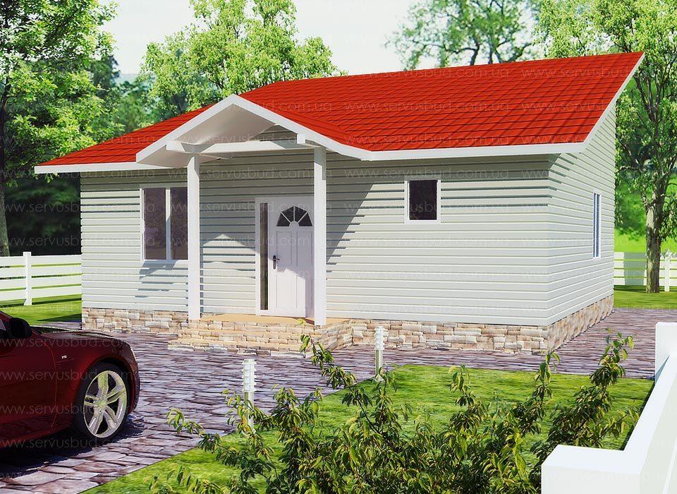 Канадский дом, проект Африка