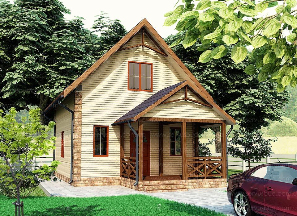 Теплый дом Гектор Мини