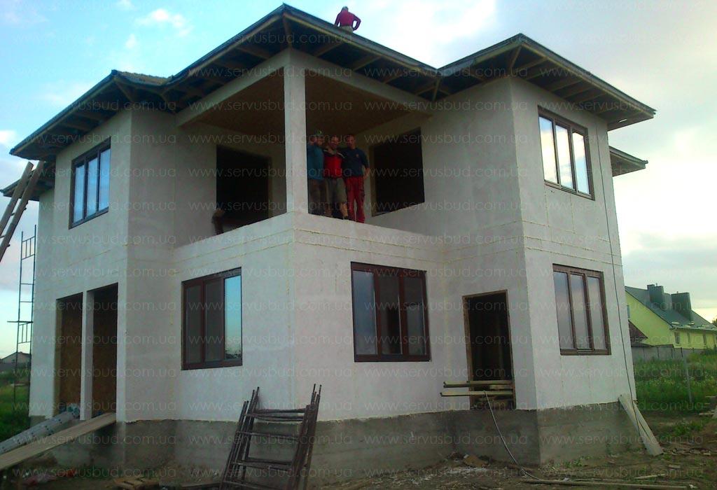 Дом СИП проект Лазурит