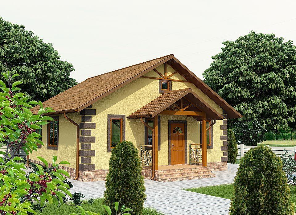 проект SIP дома Найс