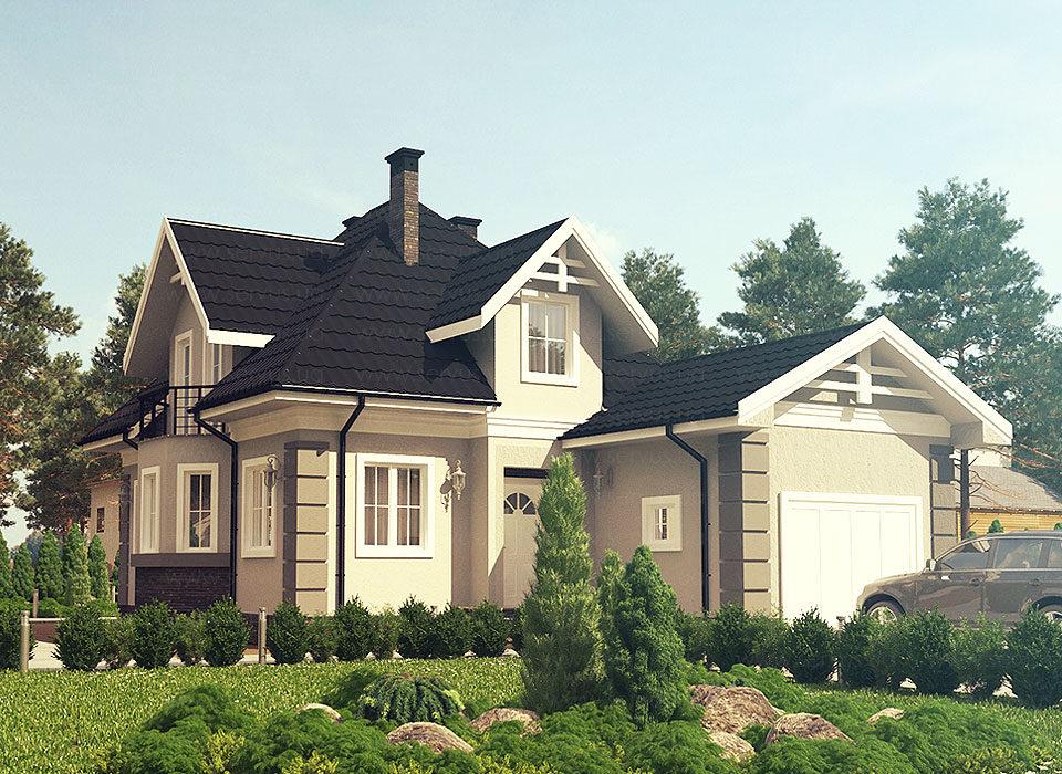 Проект пассивного дома Серсея